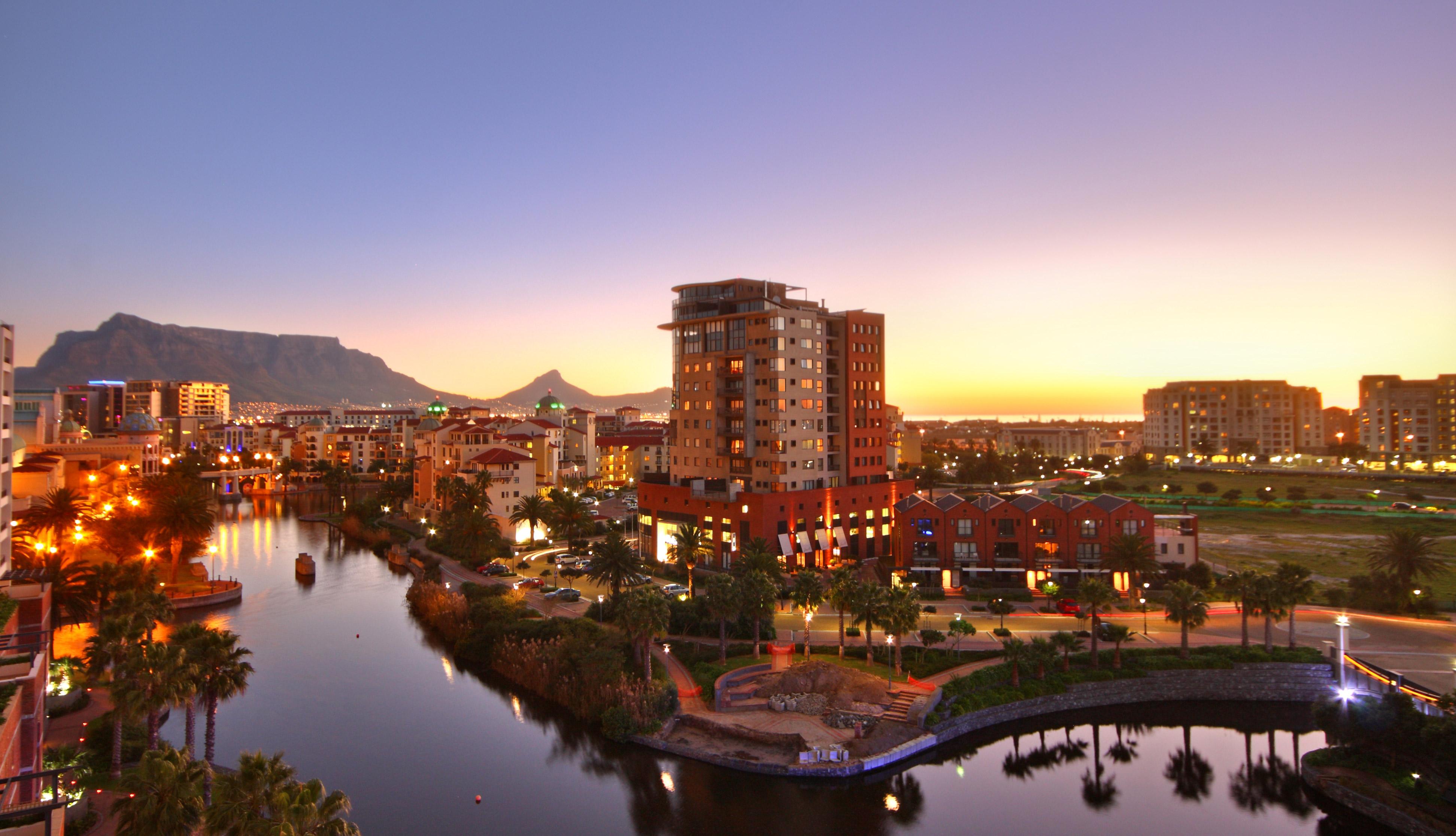 Cape Town City Centre Tour