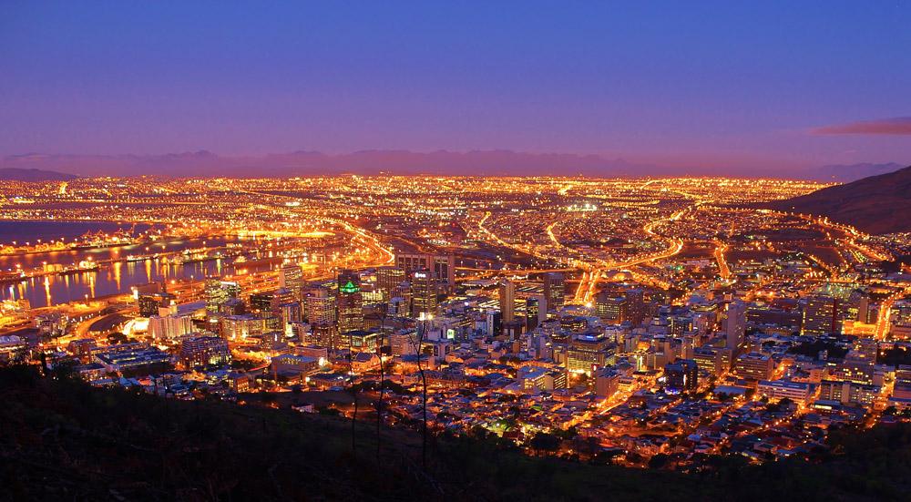 Restaurants Cape Town City Bowl