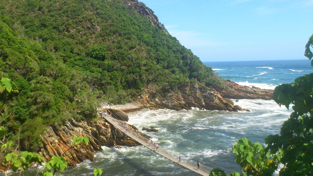 Garden Route & Addo Elephant Park – 5 Day Tour
