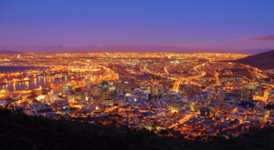 Cape Town City Evening Tour