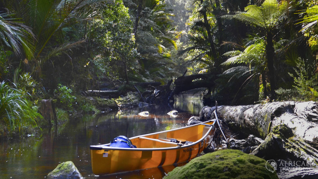 canoe-wilderness-national-park