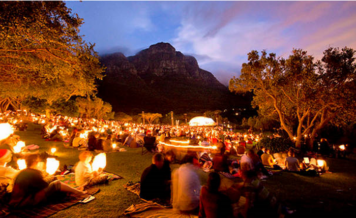 kirstenbosch-concert-summer-sunset