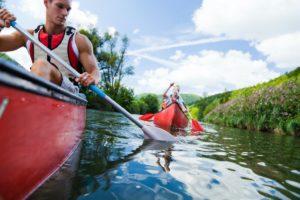 canoeing-wilderness